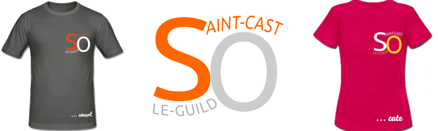 Le logo de la marque Saint-Cast-Le-Guildo, SO...